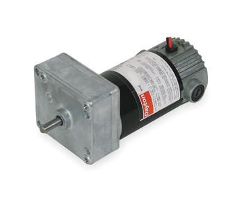 Dayton Model 1LPW5 DC Gear Motor 93 RPM 1/30 hp 90VDC (4Z539)