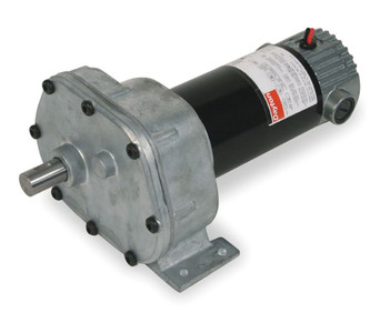 Dayton Model 1LPK5 DC Gear Motor 21 RPM 1/15 hp 90VDC (4Z532)
