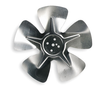 "Century Unit Bearing Aluminum Fan Blade 2 & 4 Watt, 8"" Diameter, Suction # 2217"