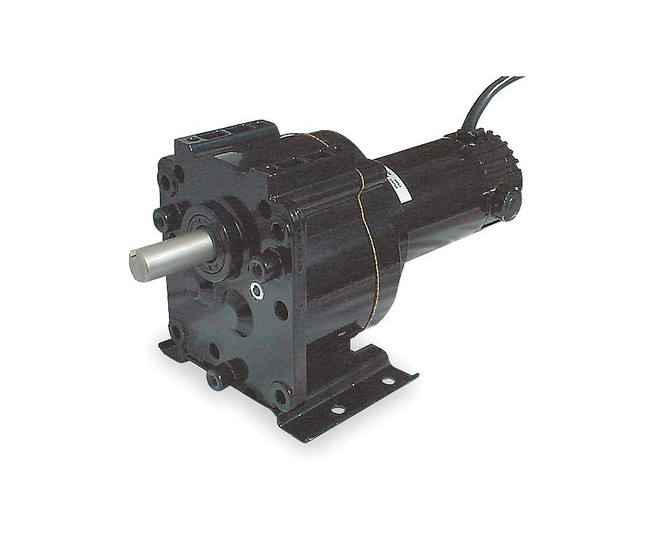 Dayton model 4z131 gear motor 109 rpm 1 20 hp 90vdc for 4 rpm gear motor