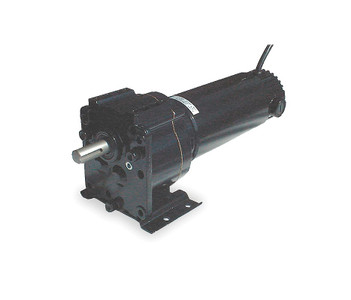 Dayton Model 2H573 DC Gear Motor 165 RPM 1/4 hp 90VDC