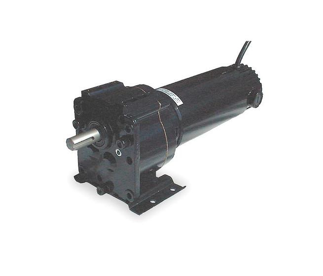Dayton Model 2h571 Dc Gear Motor 350 Rpm 1 4 Hp 90vdc