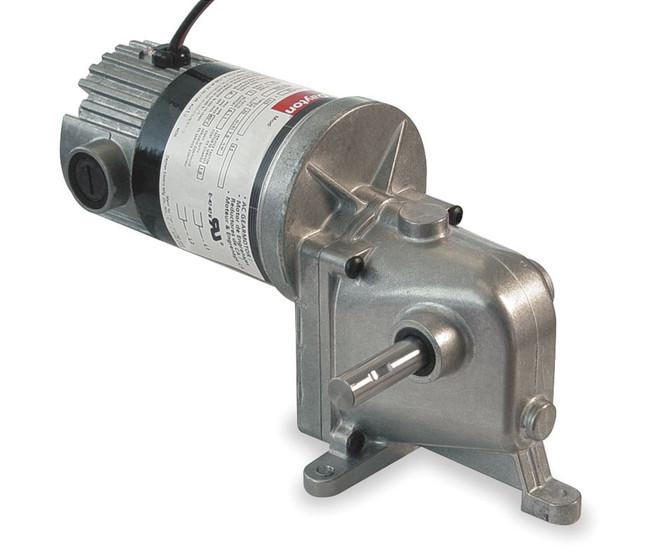 Dayton model 1lrb1 dc gear motor 10 rpm 1 20 hp tenv 90vdc for 10 hp dc electric motor