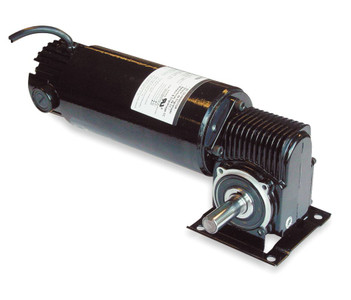 Dayton Model 3XA85 DC Gear Motor 90 RPM 1/4 hp TENV 90VDC