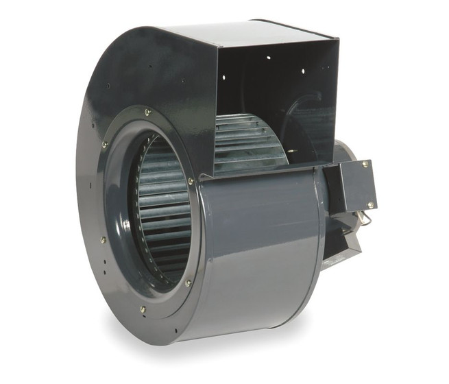 Dayton Electric Blowers : Dayton model tdt blower cfm rpm v hz c