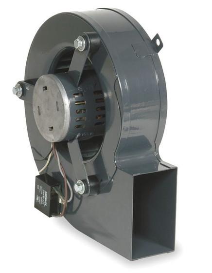 Dayton Electric Blowers : Dayton model tdr blower cfm rpm v hz