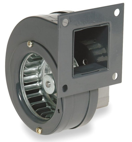Dayton Electric Blowers : Dayton model tdn blower cfm rpm v hz c