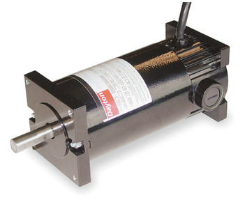 DC TENV Motor 1/8 HP 1800 RPM 90 Volts DC Dayton Model 4Z140