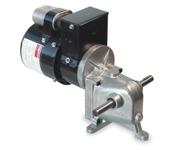 Dayton Model 1LPZ1 Gear Motor 9.5 RPM 1/12 hp 115/230V (1L557)