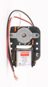 Dayton electric c frame motors bath fan motor for Dayton electric motors customer service