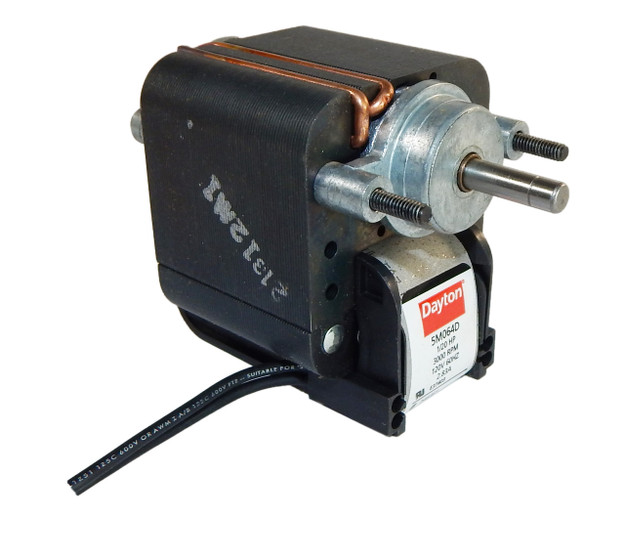 Dayton Electric C Frame Vent Fan Motor 1 20 Hp 3000 Rpm