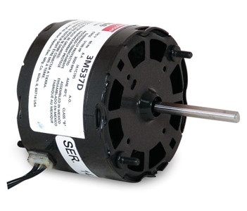 "1/100 hp, 3000 RPM, 115 Volt, 3.3"" diameter Dayton Electric Motor Model 3M537"