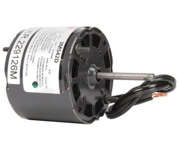 "1/50 hp, 1550 RPM, 115 Volt, 3.3"" diameter Dayton Electric Motor Model 3M542"