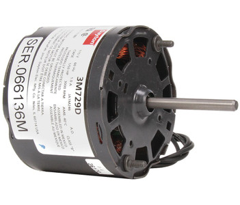 "1/50 hp, 3000 RPM, 115 Volt, 3.3"" diameter Dayton Electric Motor Model 3M729"