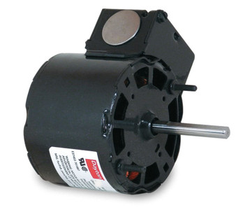 "1/40 hp, 1550 RPM, 115 Volt, 3.3"" diameter Dayton Electric Motor Model 3M722"