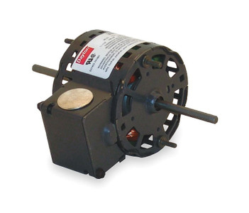 "1/40 hp, 1550 RPM, 115 Volt, 3.3"" diameter Dayton Electric Motor Model 3M724"