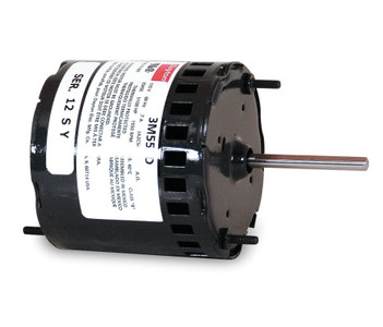 "1/100 hp, 1550 RPM, 115 Volt, 3.3"" diameter Dayton Electric Motor Model 3M558"