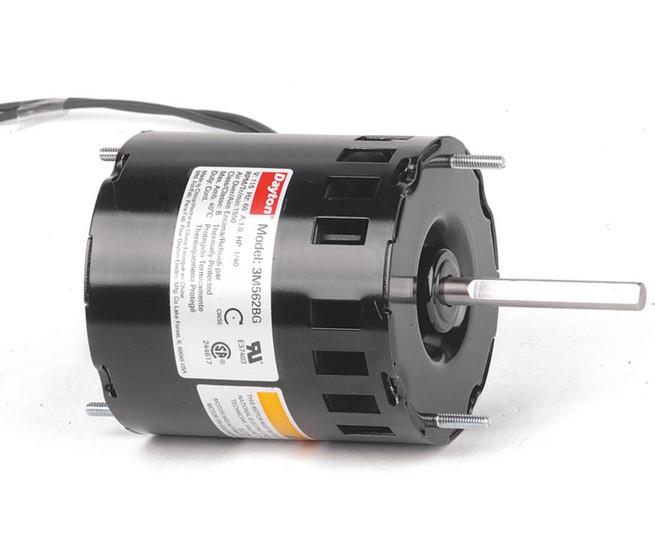 1 40 hp 1550 rpm 115 volt 3 3 diameter dayton electric for Dayton 1 3 hp electric motor