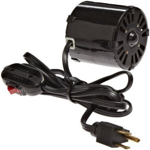 Vibrator Electric Motor 1/200 hp, 1550 RPM 115 Volts Fasco Model D1130
