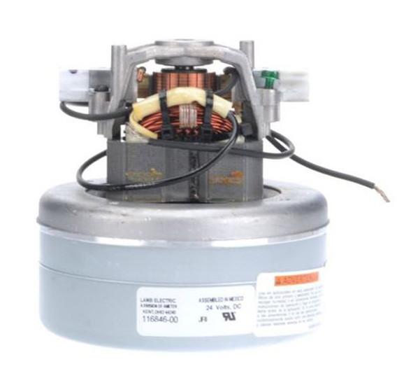 Ametek lamb vacuum blower motor 24 volts dc 116846 00 for Lamb electric blower motors
