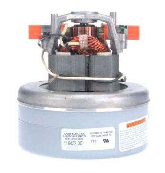 Ametek Lamb Vacuum Blower Motor 120 Volts 116432 00