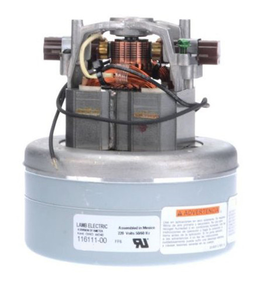 Ametek Lamb Vacuum Blower Motor 240 Volts 116111 00