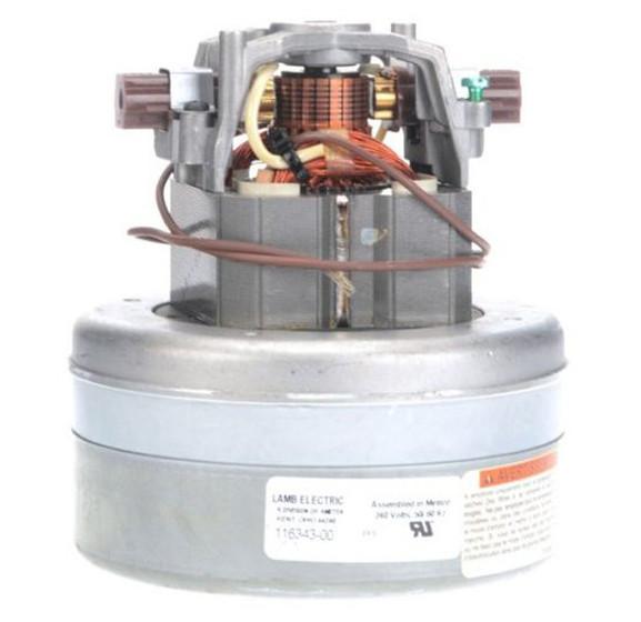 Ametek Lamb Vacuum Blower Motor 240 Volts 116343 00