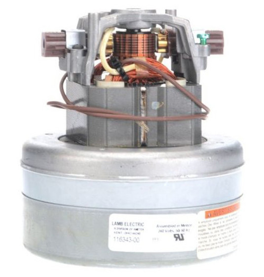 Ametek Lamb Vacuum Blower Motor 240 Volts 116604 00