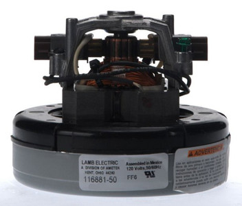 Ametek Lamb Vacuum Blower / Motor 120 Volts 116881-50