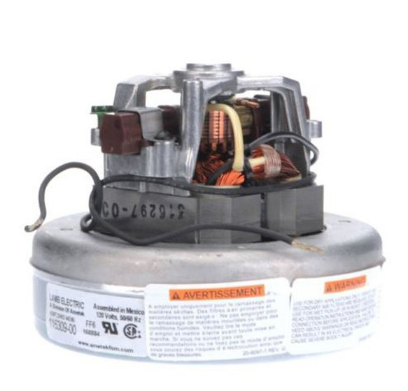 Ametek lamb vacuum blower motor 120 volts 116309 00 for Lamb electric blower motors