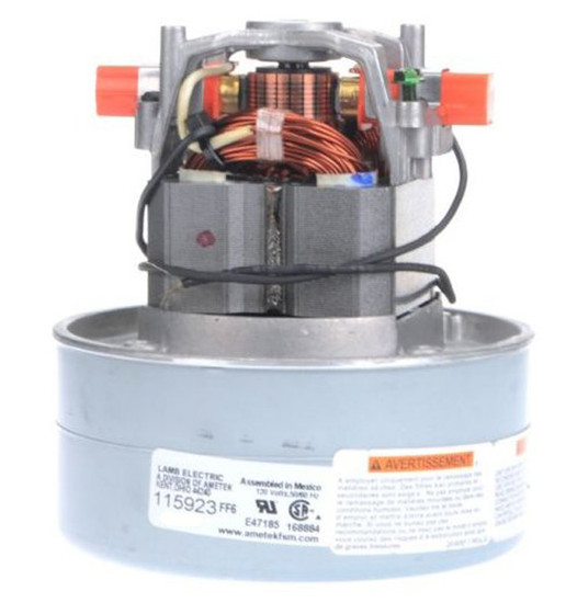 Ametek Lamb Vacuum Blower Motor 120 Volts 115923