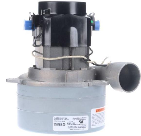 Ametek Lamb Vacuum Blower Motor 120 Volts 116765 00