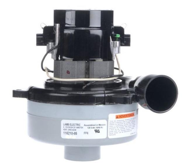 Ametek lamb vacuum blower motor 120 volts 116210 85 for Lamb electric blower motors