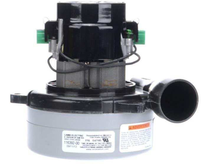 Ametek Lamb Vacuum Blower Motor 120 Volts 116392 00