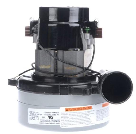 Ametek lamb vacuum blower motor 240 volts 116420 13 for Lamb electric blower motors