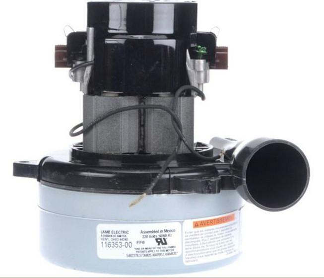 Ametek Lamb Vacuum Blower Motor 240 Volts 116353 00