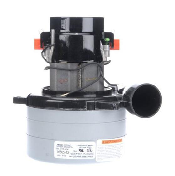 Ametek lamb vacuum blower motor 120 volts 116565 13 for Lamb electric blower motors
