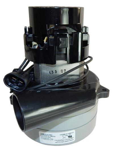 Ametek Lamb Vacuum Blower Motor 24 Volts Dc 119433 29