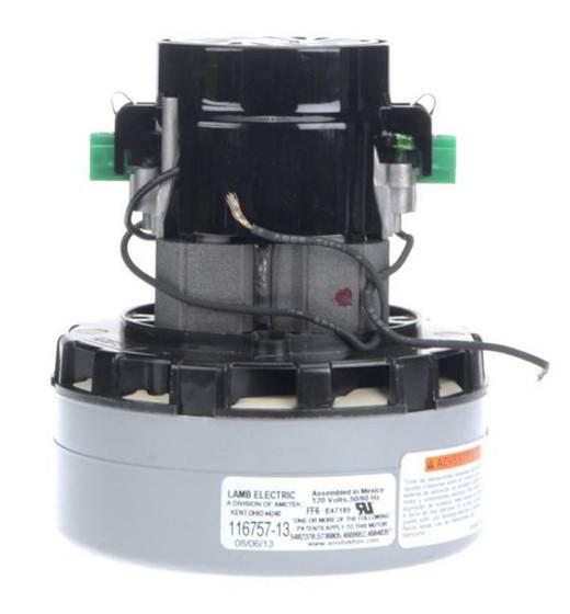 Ametek Lamb Vacuum Blower Motor 120 Volts 116757 13