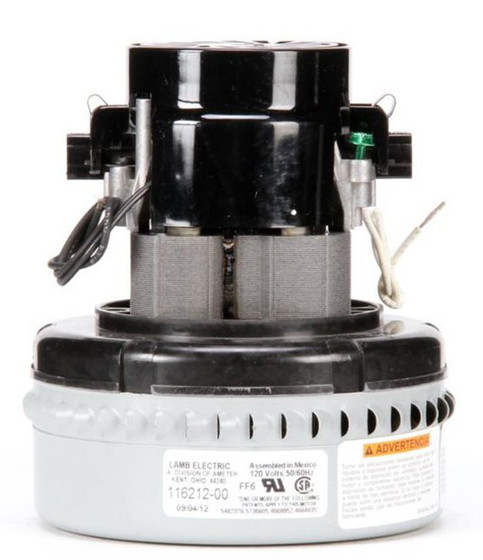 Ametek Lamb Vacuum Blower Motor 120 Volts 116212 00