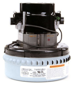 Ametek Lamb Vacuum Blower Motor 120 Volts 116336-01 Advance 56207802 Clarke 44903A Tornado 14800