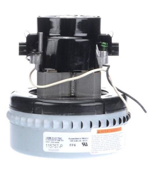 Ametek Lamb Vacuum Blower Motor 120 Volts 115757 P