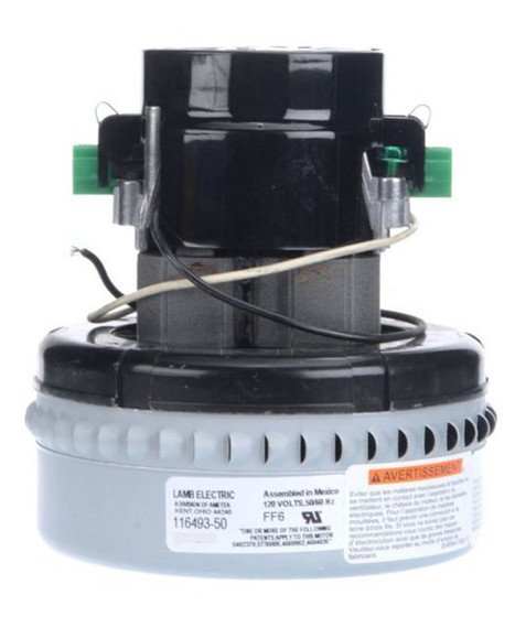Ametek Lamb Vacuum Blower Motor 120 Volts 116493 50