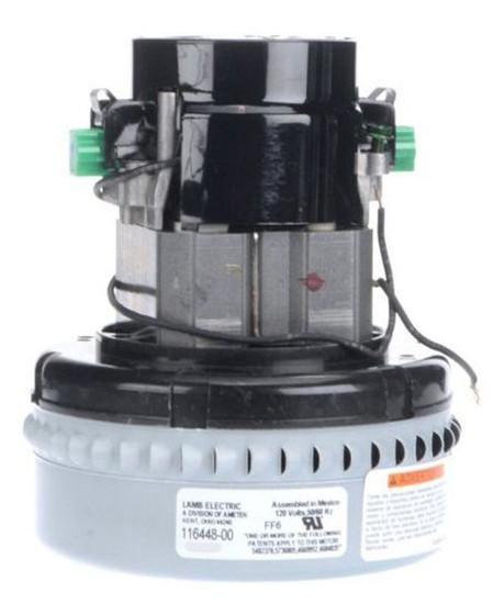 Ametek lamb vacuum blower motor 120 volts 116448 00 for Lamb electric blower motors