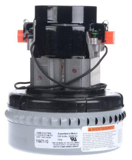 Ametek Lamb Vacuum Blower Motor 120 Volts 116471 13