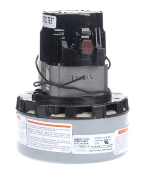 Ametek lamb vacuum blower motor 240 volts 116036 13 for Lamb electric blower motors