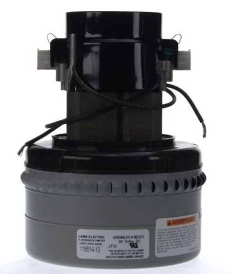 Ametek Lamb Vacuum Blower Motor 24 Volts Dc 116514 13