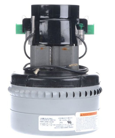 Ametek lamb vacuum blower motor 36 volts dc 116512 13 for Lamb electric blower motors