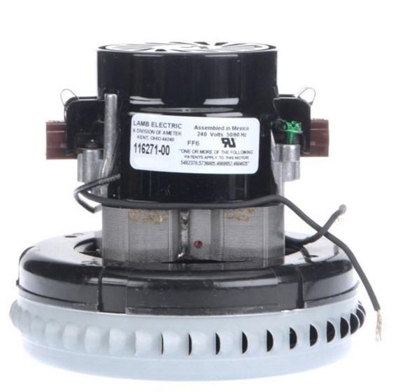 Ametek Lamb Vacuum Blower Motor 240 Volts 116271 00