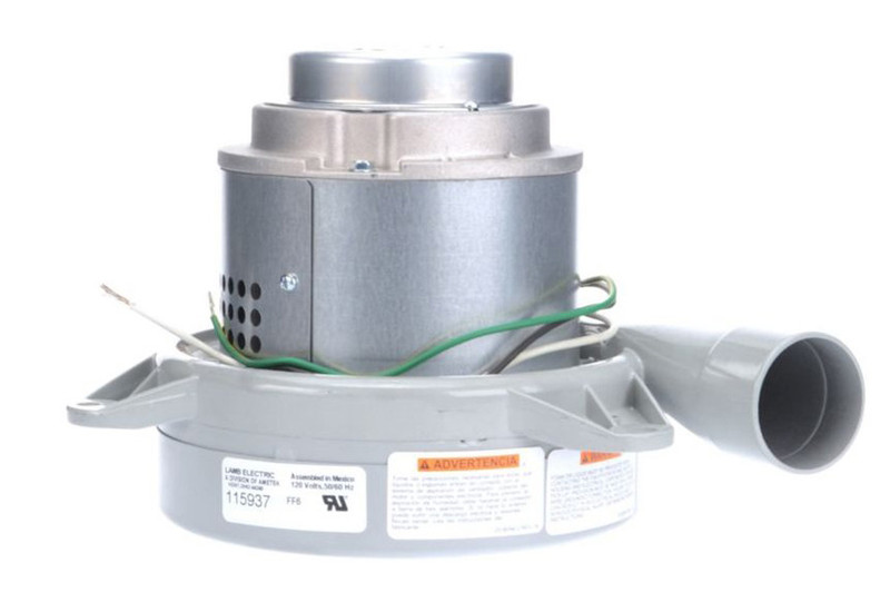 Ametek lamb vacuum blower motor 120 volts 115937 for Lamb electric blower motors